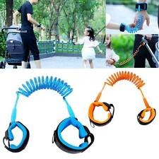 Adjustable Child Baby Toddler Wrist Harness Safety Anti Lost Strap Leash Walking