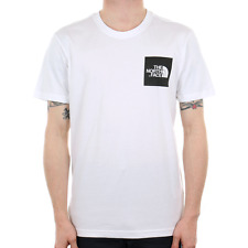 The North Face Fine Tee - TNF White / Black