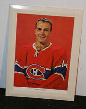 1963-64 Chex Cereal Photo, Henri Richard,  Montreal Canadians