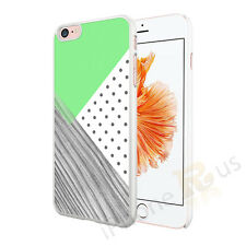 GREEN MULTI PATTERN PHONE CASE COVER FOR VARIOUS MOBILE PHONES