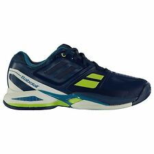 Babolat Propulse Court Tennis Shoes Mens Blue Trainers Sneakers Sports Shoes