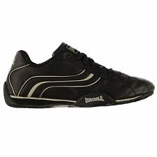 Lonsdale Camden Trainers Mens Brown Sports Shoes Sneakers Footwear