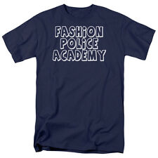 FASHION POLICE ACADEMY Humorous Adult T-Shirt All Sizes