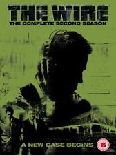 *NEW*  The Wire - Series 2 - Complete (DVD, 5-Disc Box Set) . FREE UK P+P ......