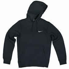 Nike Swoosh Hoodie Fleece Hood Sweater Hoody Hoody Sweatshirt Blue