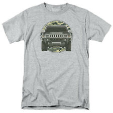 Hummer LEAD OR FOLLOW Licensed Adult T-Shirt All Sizes