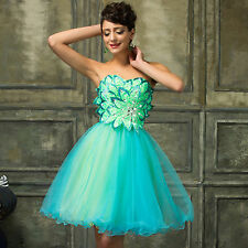 2017 Mini Graduation Party Evening Gown Prom Dress Homecoming Bridesmaid Dress