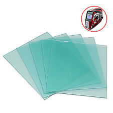 Welding helmet replacement lens cover (Outer) -5.23'' x 4.48'' - 5/10/20 pack