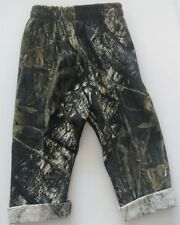 MOSSY OAK CAMO BABY, INFANT PANTS - BOYS CAMOUFLAGE, KIDS, TODDLER
