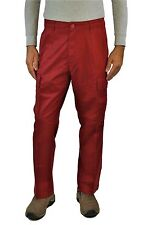 Levi's 541 Mens Athletic Fit Cargo Pants Sundried Tomato Twill