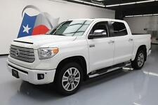2014 Toyota Tundra 1794 Edition Extended Crew Cab Pickup 4-Door