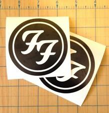 Foo Fighters Sticker | SET OF TWO | Foo Fighters Decal