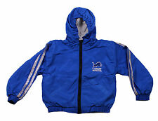 Detroit Lions NFL Football Youth Lightweight Hooded Reversible Jacket Coat