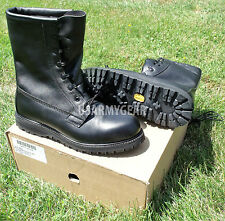 New US Army Military Black Leather Combat Waterproof Goretex ICWB Boots 6, 9, 10