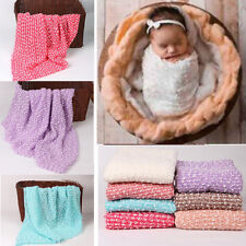 Newborn Baby Scarf Props Photo Props Cloth Photography Quilt Photographic Mat