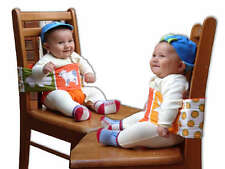 PORTABLE TRAVEL HIGH CHAIR HARNESS BABY SEAT HIGHCHAIR FOLDING