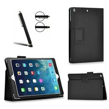 Flip LEATHER Wallet Stand Case Cover for Apple Ipad Air Tablet 5th Gen 2013