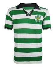Sporting Lisbon Portugal Retro Jersey Soccer Football Maglia Shirt - MR Sports