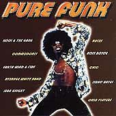 Pure Funk by Various Artists (CD, May-1998, Polygram (Japan))
