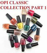 OPI NAIL VARNISH POLISH LACQUER CLASSIC COLLECTION (1) 15ml - CHOOSE YOUR SHADE