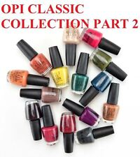 OPI NAIL VARNISH POLISH LACQUER CLASSIC COLLECTION (2) 15ml - CHOOSE YOUR SHADE