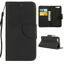 For Huawei Luxury Magnetic Flip PU Leather Wallet Card Holder Stand Case Cover