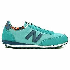 New Balance 410 Classic Traditionnels Teal Women's Low Top Trainers