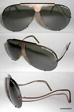 COLANI ICONIC WING COMMANDER SUNGLASSES-VINTAGE 1980s-MADE IN JAPAN-NEVER WORN
