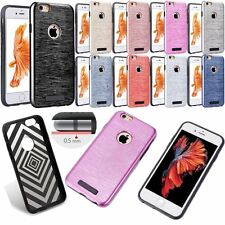 Hybrid Shockproof Protective Slim Case Cover For Apple iPhone 5 6 6S 7 Plus SE