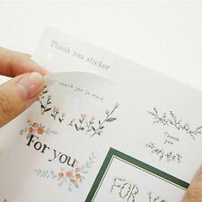 """""""Thank You"""" Adhesive Seal Sticker Label Labels Seal Envelope Sticker Seals"""