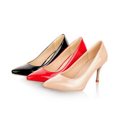 New Sexy Party Evening Thin High Heel Business Women's Shoes AU All Size s115