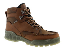 BNIB Mens ECCO Track II GORE-TEX Leather Boots Brown  Sizes UK 8/9/10.5 RRP £180