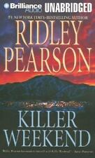 Killer Weekend Audiobook by Ridley Pearson (2007, CD, Unabridged)
