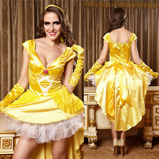 Sexy Dress Serie Queen Princess Women Lady Fancy Cosplay Costume Party Halloween