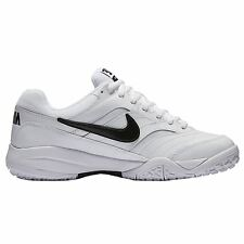 Nike Court Lite Omni White Black Mens Trainers
