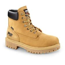 """Timberland Pro DIRECT ATTACH 6"""" WP Mens Wheat SOFT TOE TB065030 Insulated Boots"""