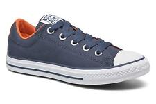 Kids's Converse Chuck Taylor Street Slip Hi-top Trainers in Blue