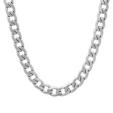 6.5mm Durable Stainless Steel Cuban Curb Link Chain Necklace