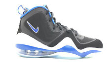 [537640-004] NIKE AIR PENNY 5 (GS) GS SHOES BLACK GAME ROYAL WHITE