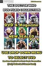 Eaglemoss : The Doctor Who DVD File Collection - DVD & Magazine Supplied NEW