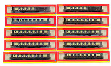 HORNBY OO GAUGE VARIOUS MATCHBOARD SIDED PULLMAN CAR COACHES (EE1)