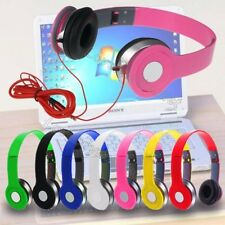 3.5mm Tablet Over-Ear Earphone Headphone For PC iPhone iPod MP3 MP4