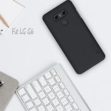 Original Nillkin Frosted Matte Slim Cover Phone Case +Screen Protector For LG G6