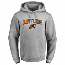 Florida A&M Rattlers Ash Proud Mascot Pullover Hoodie - - College