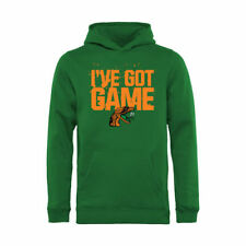 Florida A&M Rattlers Youth Kelly Green Got Game Pullover Hoodie - College
