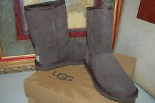 UGG Australia Classic Short in Chocolate US Sizes 5-7 Women's Boots