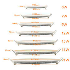6W~21W LED Recessed Ceiling Panel Down Light Round Dimmable Bulb Lamp Driver Kit