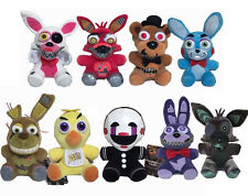 Five Nights At Freddy's FNAF Toy Stuffed Plushie Plush Dolls Horror Game Kids
