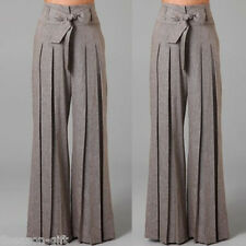 Fashion New Fahion Sexy Women Purity Loose Leisure Casual Long Suit Pants