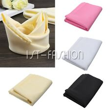 10 Square Wedding Party Napkin Dining Diner Polyester Handkerchief Hanky
